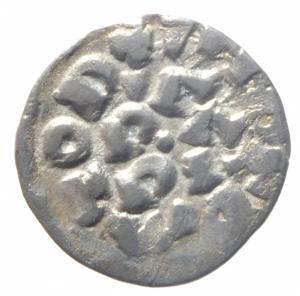 obverse: Zecche Italiane. Pavia. Ottone III di Sassonia. 983-1002. Denaro. MIR 831. Peso 1,05 gr. BB+.