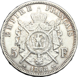 Reverse image of coin 328