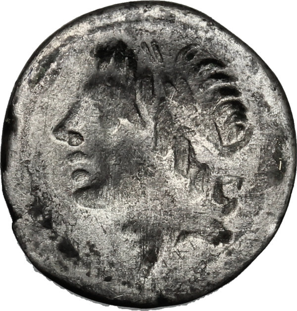 Artemide 48E: 232 - Anonymous   AR Brockage Quinarius, 81 BC