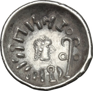 Reverse image of coin 104