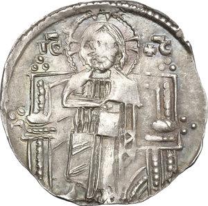 Serbia.  Stefan Uros II Milutin (1282-1321). . AR Gros