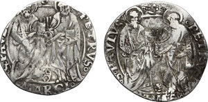 Reverse image of coin 1165