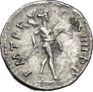 reverse: Trajan (98-117).. AR Denarius, 101-102 AD