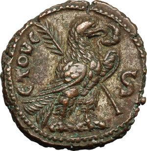 Severina, wife of Aurelian (270-275).. BI Tetradrachm, Alexandria mint, 274-275 AD