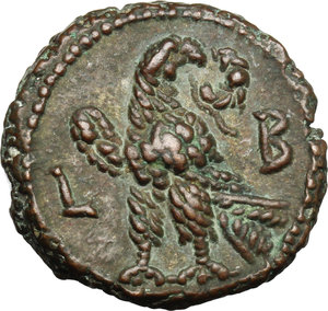 Probus (276-282).. BI Tetradrachm, Alexandria mint, 276-277 AD