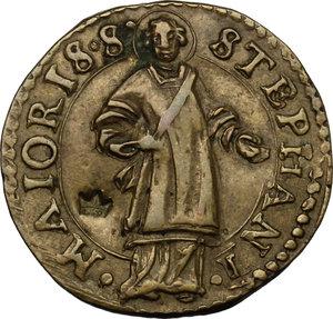 Milano. Tessera XVII sec. per la Basilica di Santo Stefano Maggiore