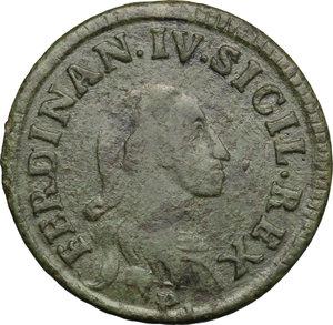 Napoli.  Ferdinando IV (1759-1805). 9 cavalli 1792