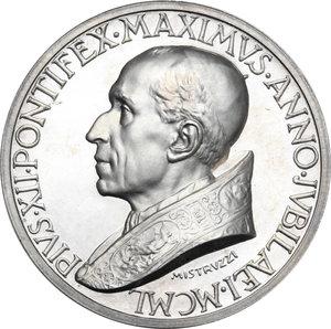 Pio XII (1939-1958), Eugenio Pacelli.. Medaglia per la proclamazione del Dogma dell Assunzione (1 novembre 1950)
