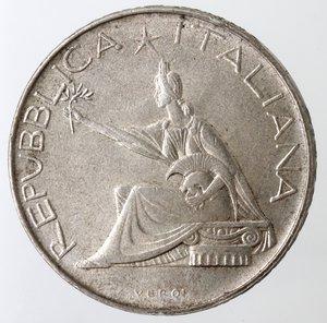 obverse: Repubblica Italiana. 500 Lire 1961 Unità d Italia. Ag. Gig. 41. SPL+.