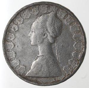 obverse: Repubblica Italiana. 500 Lire Caravelle. MB. Peso gr. 8,60. MB. Falso d epoca.