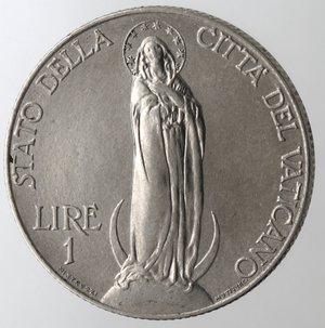 reverse: Zecche Italiane. Roma. Pio XI. Lira 1930. Ni. SPL.