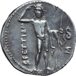 Reverse image of coin 13018