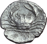 Reverse image of coin 13020