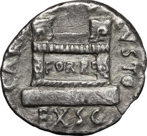 Reverse image of coin 264