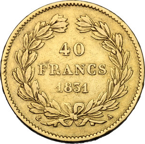 Reverse image of coin 756