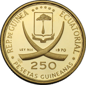 Reverse image of coin 766