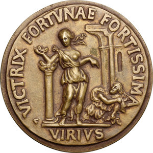 Reverse image of coin 864