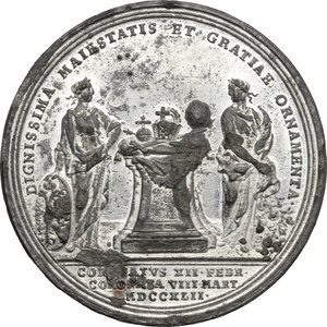 Reverse image of coin 868