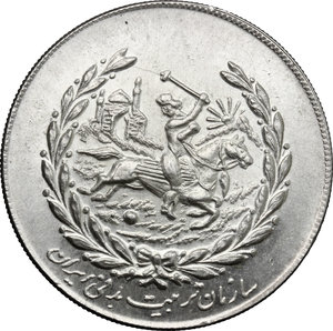 Reverse image of coin 873