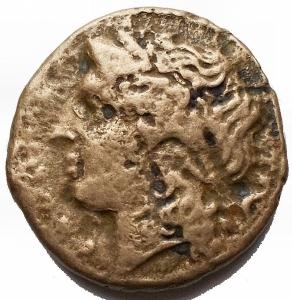 reverse: Varie - Campania. Ae da catalogare. Cales? gr 5,35. mm 19,2