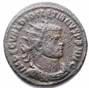 obverse: Varie - Diocleziano. Antoniniano da catalogare. gr 3,82
