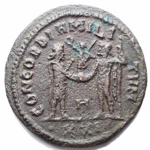 reverse: Varie - Diocleziano. Antoniniano da catalogare. gr 3,82