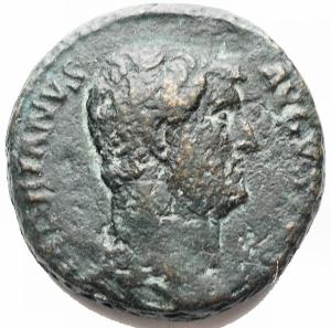 obverse: Varie - Adriano. Medio Bronzo da catalogare. gr 12,56 mm 23,46