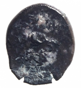 reverse: Mondo Greco Parti .Kamnaskires VI (?) AE Dracma Zecca sconosciuta D Busto del re a sinistra R\ legenda .Peso 3,05 gr.Diametro 19,00mm.BB\MB