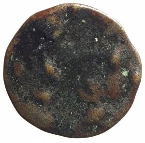 reverse: Impero Romano.Augusto .Asse.Interessante falso d  epoca ottenuto per fusione da studio .Peso 7,85 gr.MB