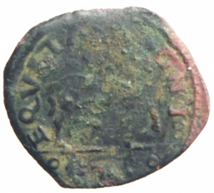 reverse: Zecche Italiane. Napoli. Ferdinando I