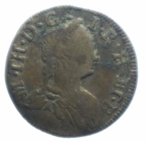 obverse: Zecche Italiane. Milano. Maria Teresa. 1740-1780. 5 soldi 1758. Mi. Peso gr. 3,15. BB.***