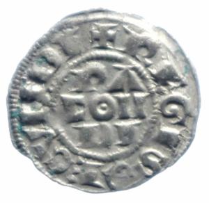 obverse: Zecche Italiane. Piacenza. Comune Corrado II. 1140-1313. Mezzano. Peso 0,65 gr. MIR 1108. BB.***