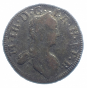 obverse: Zecche Italiane. Milano. Maria Teresa d Asburgo. 1740-1780. 5 soldi 1750. MI. Cr. 11/C. BB. R.***