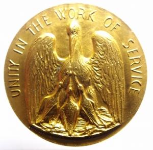 reverse: Medaglie Papali.Giovanni Paolo II (1978-2005), Karol Wojtyla di Wadowice. Medaglia per la visita a New Orleans 1987. AE. mm. 60.00 FDC.***