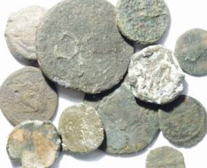 obverse: Lotti. Mondo Antico. Lotto di 12 monete da studio da classificare.w