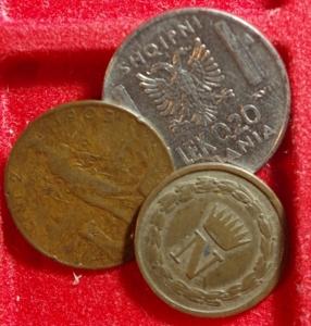 obverse: Lotti.Zecche Italiane e Casa Savoia.Lotto di 3 monete, mediamente BB