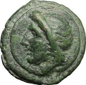 Reverse image of coin 125