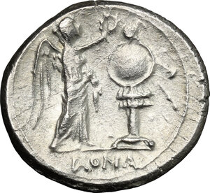 Reverse image of coin 142
