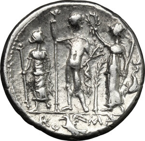 Reverse image of coin 187