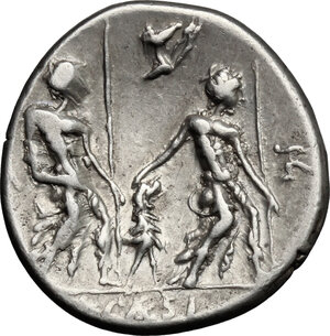Reverse image of coin 188