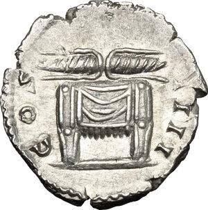 reverse: Antoninus Pius (138-161).. AR Denarius, 145-161 AD