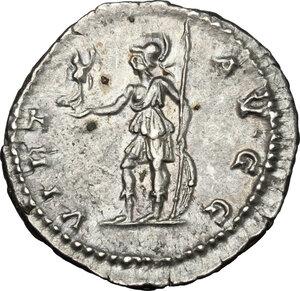 reverse: Septimius Severus (193-211).. AR Denarius, Rome mint, 200-201 AD