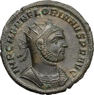 obverse: Florian (276 AD).. BI Antoninanus, Serdica mint
