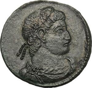 obverse: Constantine I (307-337).. AE Follis, Rome mint
