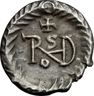 Reverse image of coin 397