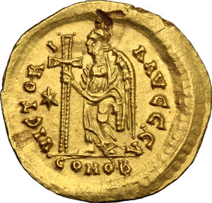 Reverse image of coin 398