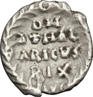 Reverse image of coin 401