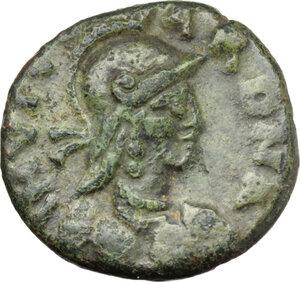 obverse: Ostrogothic Italy, Athalaric (526-534).. AE 40 Nummi (Follis), Rome mint