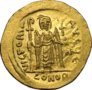 Reverse image of coin 445