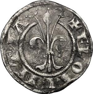 obverse: Firenze.  Repubblica (Sec. XIII-1532). Fiorino grosso da 20 denari detto ghibellino
